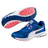 Puma Damen Essential Runner Outdoor Fitnessschuhe, Blau (Lapis Blue-White-NRGY Peach), 39 EU