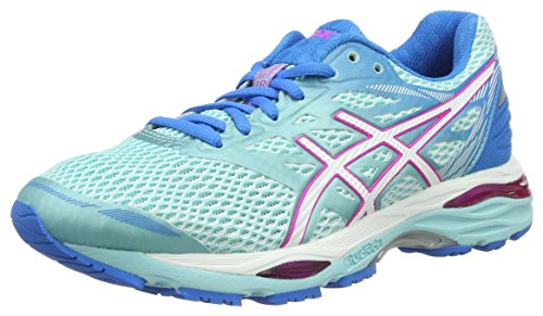 asics-womens-gel-cumulus-18-training-shoes-blue-aqua-splash-white-pink-glow-45-uk