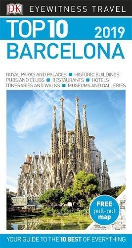 Barcelona. Top 10. Eyewitness Travel Guide (DK Eyewitness Travel Guide) por Vv.Aa