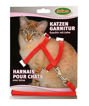 Bubimex Harnais Réglable pour Chat