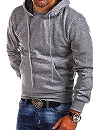 MT Styles - 1681 - Sweat-shirt à capuche - col ras du cou