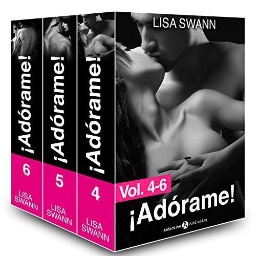 ¡Adórame! - Volúmenes 4-6 por Lisa Swann