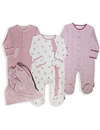 The Essential One - Pijama para bebé - Paquete de 3 - ESS125