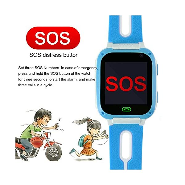 Smartwatch For Kids TURNMEON Game Smart Watches For Girls Boys Christmas Holiday Birthday Gifts With SIM Card Slot Calls Alarm Clock For IOS Android Smartphone Travel Camping