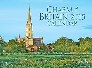 Charm Of Britain Large Wall Calendar 2015