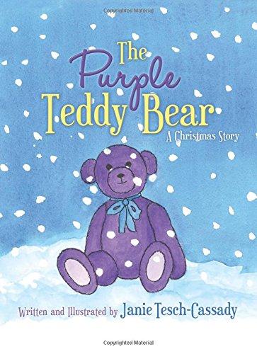 The Purple Teddy Bear: A Christmas Story
