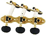 Aria At-250C Mécaniques pour guitare classique