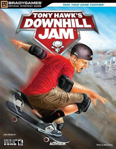 Tony Hawk's Downhill Jam Official Strategy Guide