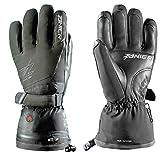Zanier Damen Heat.ZX 3.0 Handschuhe, Schwarz, M