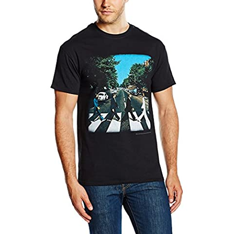 Unknown - Abbey Road, Short sleeve da uomo - Beatles Revolution T-shirt