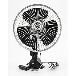 All Ride 871125272231 Ventilatore, 24V con Ventosa