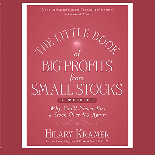 The Little Book of Big Profits from Small Stocks + Website  Audiolibri