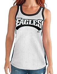 "Philadelphia Eagles Women's G-III NFL ""Opening Kick"" Jersey Maillot Tank Top"