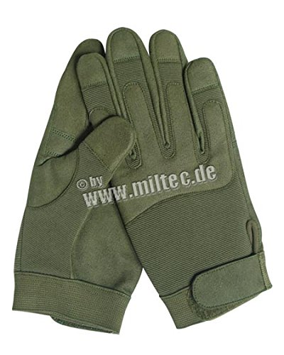 Army Gloves oliv Gr.M