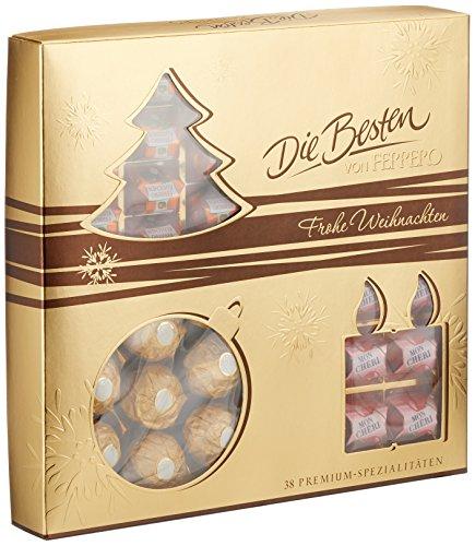 Preisvergleich Produktbild Ferrero Die Besten Christmas,  400 g