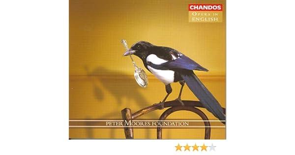 Carte Maestro Australie.Rossini Gazza Ladra La The Thieving Magpie Sung In English