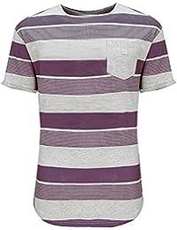 SoulStar - T-shirt - Homme violet violet
