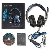 Best Surround Sound Casques - SADES R7 7.1 Surround Sound Stéréo PC Casques Review