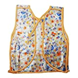 Baby Feeding Multicolor PVC Apron Jacket...