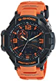Casio G-Shock Professional World time Analog Black Dial Men's Watch - GA-1000-4ADR (G468)