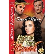 Winning Her Racy Heart [Racy Nights 1] (Siren Publishing Menage Everlasting)