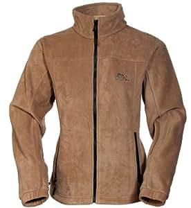 COX SWAIN Damen FLEECE Jacke OAKS, Farbe: Sand, Größe: S