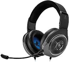 سماعات الرأس السلكية أفترجلاو (صنف: AG 6) للألعاب من شركة بي دي بي, Playstation 4