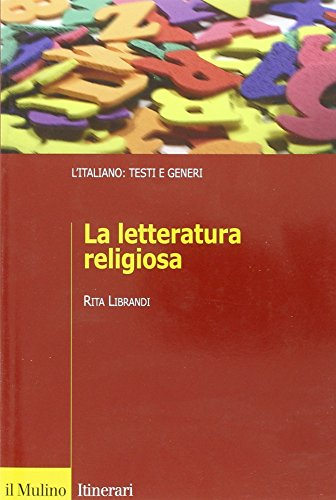 La letteratura religiosa di Rita Librandi