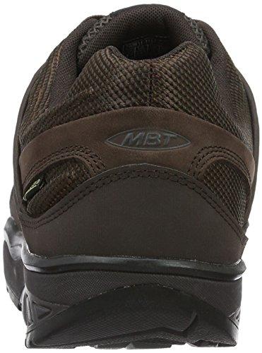 MBT Anasa Gtx, Sneakers basses homme Marrone (Black Coffee)