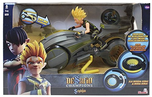 Desafío Champions Sendokai Moto (Simba 9412042) (surtido)