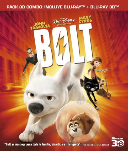 Bolt (BD 3D + BD) [Blu-ray] 51Y0001TIDL