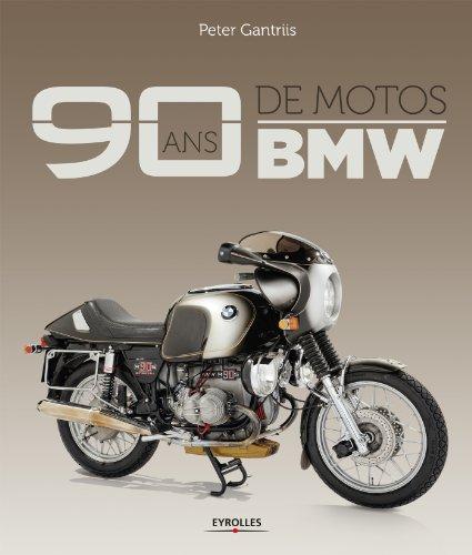90 ans de motos BMW par Peter Gantriis