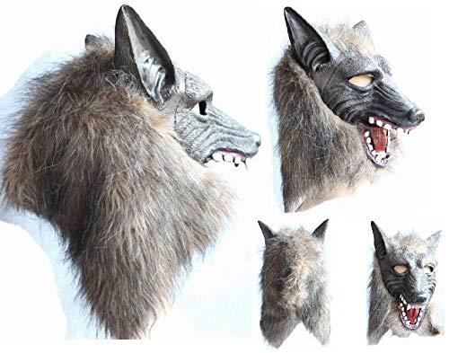 - Big Bad Wolf Maske