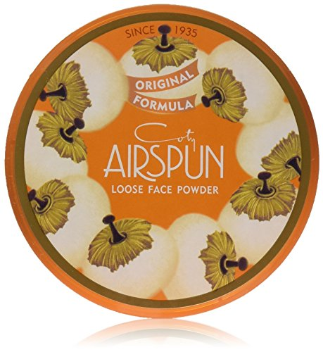 Coty Airspun Loose Face Powder 2.3oz/65g Translucent 070-24
