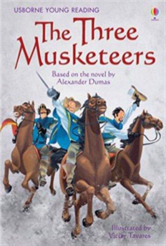 The Three Musketeers (3.3 Young Reading Series Three (Purple)) por Rebecca Levene