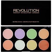 Makeup Revolution Paleta Correctora Ultra Base