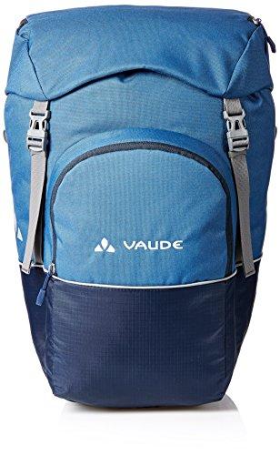 VAUDE Road Master Back Radtaschen,2er Pack, blau (marine), Einheitsgröße