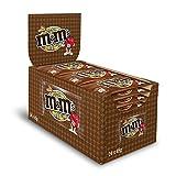 M&M'S Choco / Schokolinsen in knuspriger Zuckerhülle / Einzeln verpackt ideal für unterwegs / 24 x 45 g mini Beutel