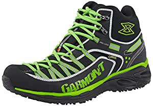 Trail 9.81Escape Pro Mid GTX Chaussures pour Homme Black/Green - Noir - Noir,