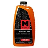 Best Mothers Car Care Products - Mothers 25678 M-Tech Wash and Wax, 48 fl Review