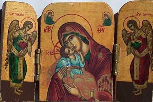 St Joseph's Catholic Giftshop en Amazon Icon of Our Lady and Child