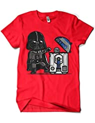 Camiseta Star Wars - Robotictrashcan (Donnie)