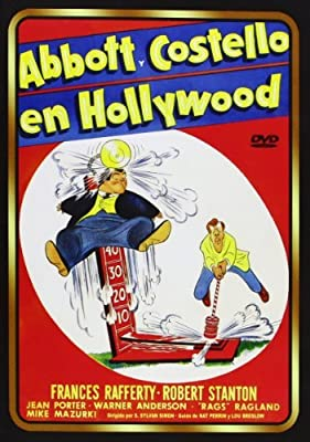 Bud Abbott And Lou Costello In Hollywood (1945) - Region 2 PAL