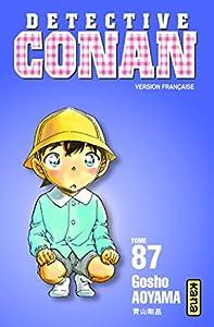 Détective Conan Edition simple Tome 87