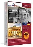 Sprachenlernen24.de Deutsch für Engländer Basis PC CD-ROM: Lernsoftware auf CD-ROM für Windows/Linux/Mac OS X