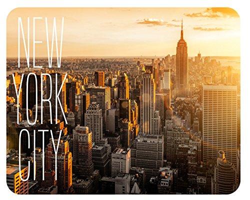 Preisvergleich Produktbild Mousepad New York City von mldigitaldesign