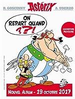 Astérix - Tome 37 - Astérix et la Transitalique de René Goscinny