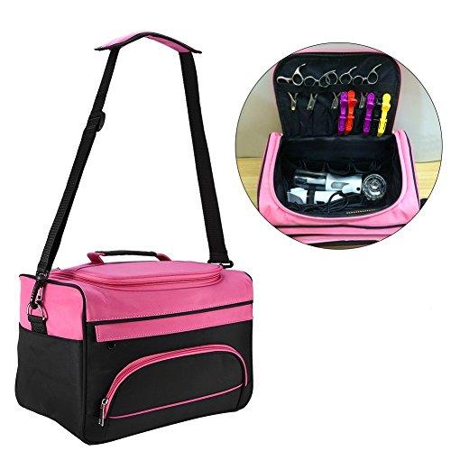 Borsa per il trasporto di strumenti per parrucchieri, borsa per parrucchieri designer session bag portautensile per parrucchiere