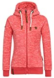 Naketano Female Zipped Hoody Gigi Meroni II