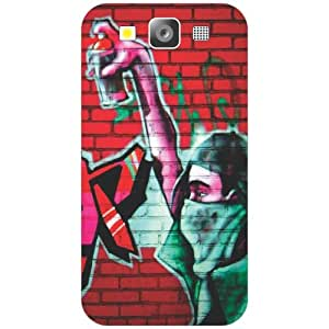 Samsung Galaxy S3 bricks Phone Cover - Matte Finish Phone Cover